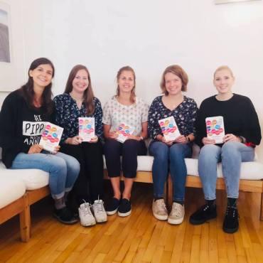 Magdalena Pittracher, Sylvia Astner, Silvana Scheiber, Petra Krimbacher, Sarah Knapp